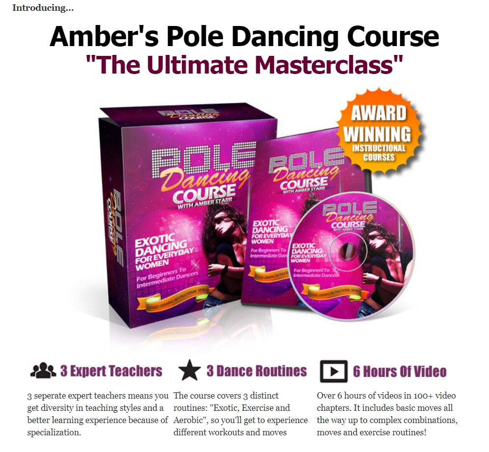 Pole Dance Course
