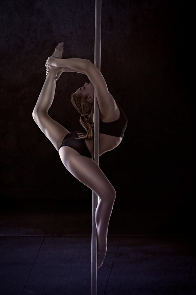 Pole Dance strip